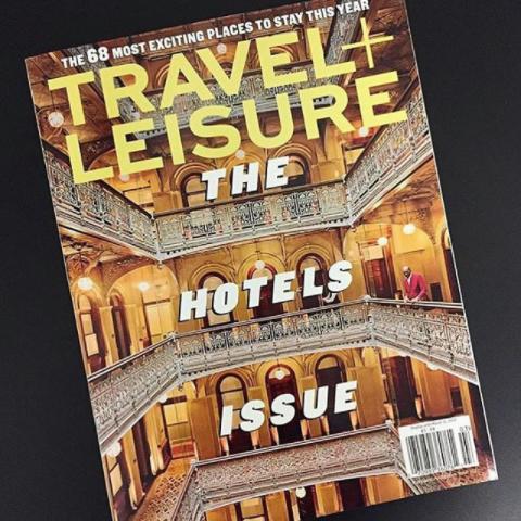 The Beekman on Travel + Leisure It List 2017