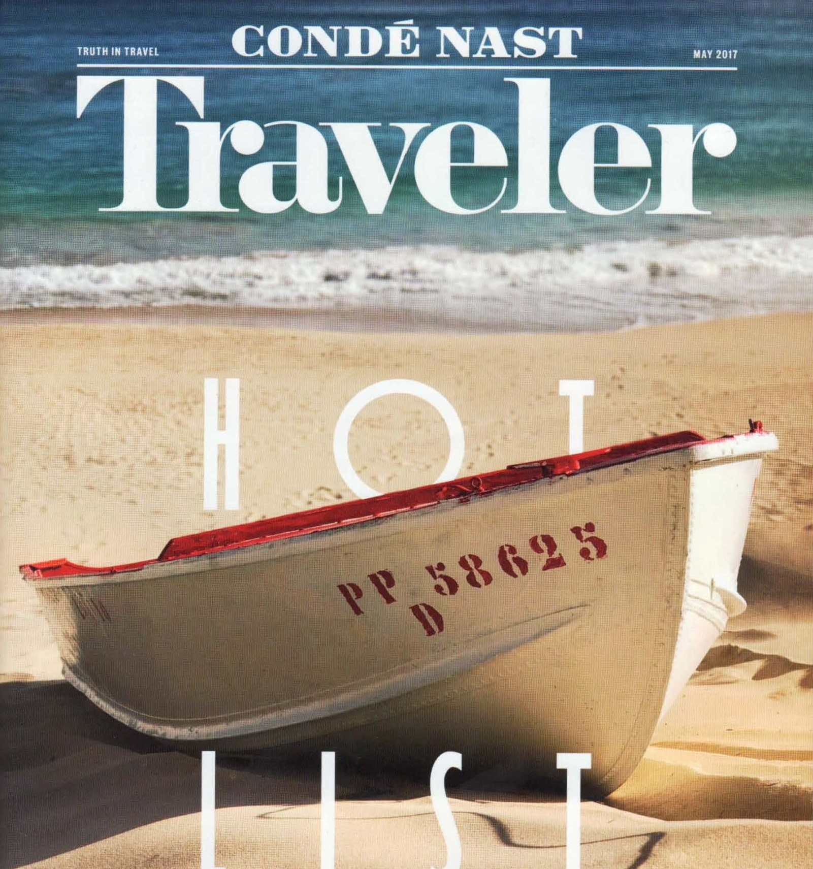 Conde Nast Hot List
