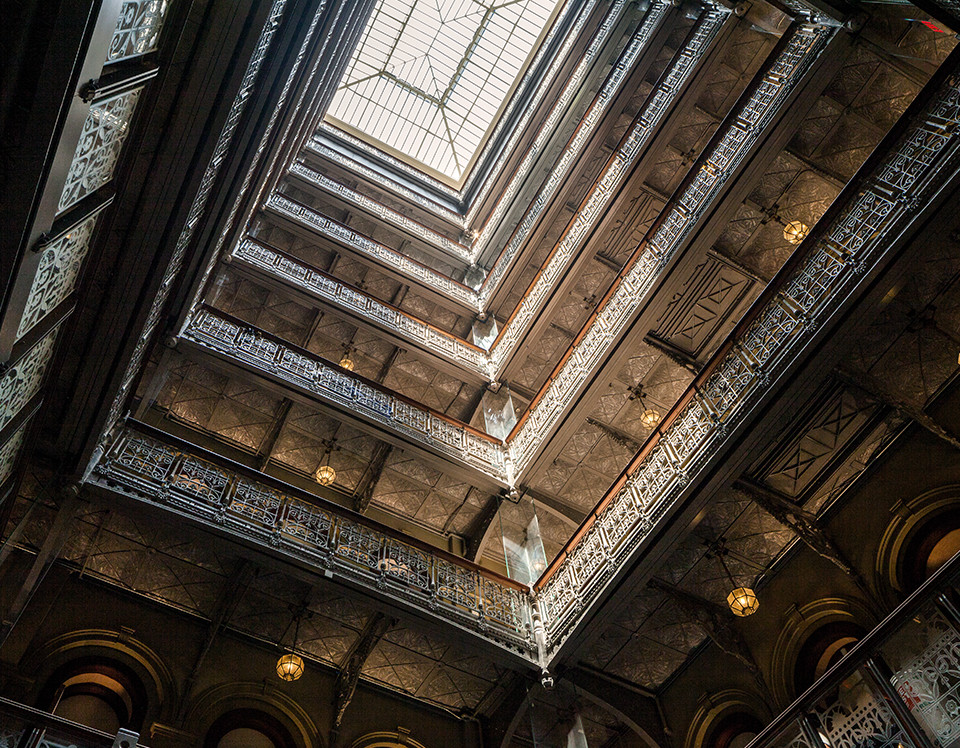 The Beekman, an eagerly anticipated hotel in a historic Manhattan building.